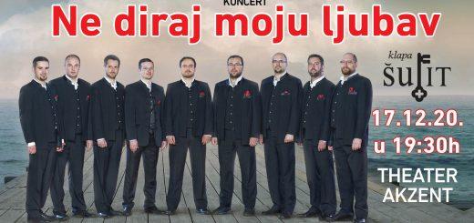Klapa Šufit FB Event